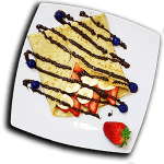 Crêpe-sucrée-top-Square-Plate-2-small